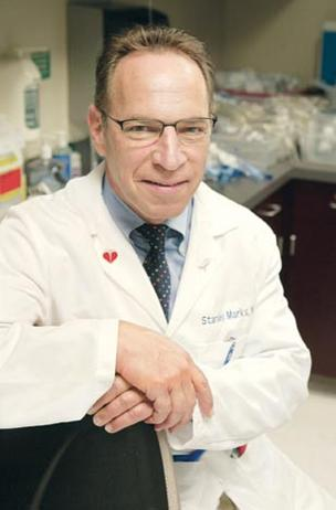 Dr. Stanley Marks serves as chairman of the board for Cancer Treatment Services International.