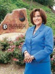 Erroline Williams, Duquesne University
