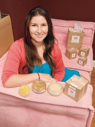 Lani Lazzari started Simple Sugars in 2005, when she was just 11 years old.