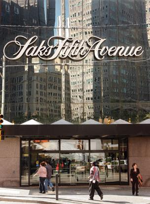 former Saks Fifth Avenue on Smithfield Street in downtown Pittsburgh.