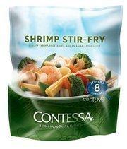 Contessa Premium Foods Inc. offers premium seafood, including shrimp.