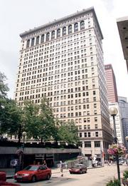 The Henry W. Oliver Building on Smithfield Street has 253,000 square feet available.