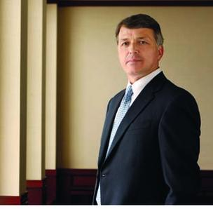 Tim Ryan is CEO of Eckert Seamans, Pittsburgh's fourth-largest law firm.