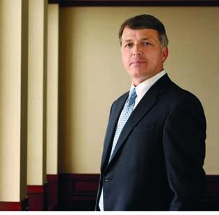 Timothy Ryan, CEO of Eckert Seamans, is still involved with Saint Vincent University.