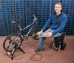 Pedal power: ZeroFossil's Bikerator delivers basic needs