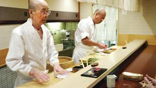 Jiro, an 85-year-old sushi master, has found a lifetime of happiness in working to perfect his trade. Investors can learn much from someone like him.
