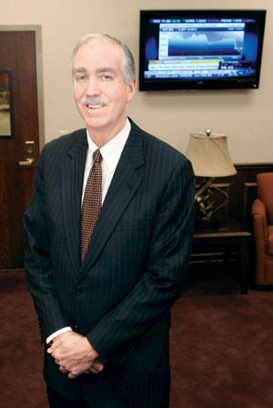"Pat McCune, president and CEO of Community Bank NA, said providing ""genuine value"" to customers is the key to success."