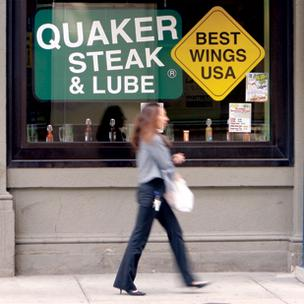 Quaker Steak & Lube plans to branch out into another market in Texas, this time in Houston.