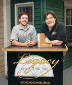 Legacy Remodeling relies on face-to-face pitch during recession