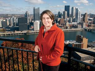 The Pittsburgh Foundation's Yvonne Maher