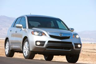 The Acura RDX was one of Honda's top performers in 2011.