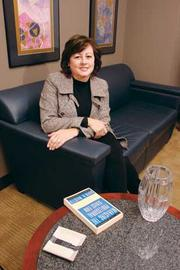 Lori Carpenter, president of Carpenter Legal Search, rebalanced her portfolio in 2010 and ended the year with a 15 percent return.