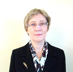 Olga Lagunova, distinguished engineer, CA Technologies
