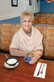 Penny Folino, restaurateur/marketer, Penny's Plates Host, Penny's Diner and Tom's Diner