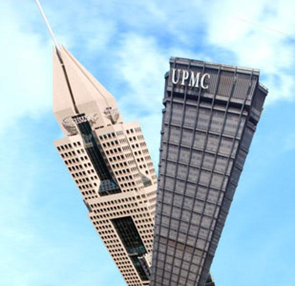 Highmark said that UPMC is trying to spike its deal for West Penn Allegheny Health System.