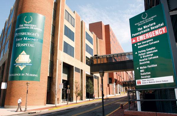 Testimony continued Friday in the case between West Penn Allegheny Health System and Highmark.