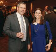 Kforce Inc.'s A.J. Ray and Alyssa Kunselman of Duane Morris Government Strategies.