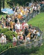 Steelers Training Camp scenes (SLIDESHOW)