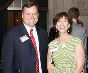 David McKinley and Debbie Moses of No. 62 McKinley Carter Wealth Services.