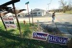 PHOTOS: Voting, pizza in Blairsville