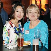 Lexi Chung, left, and Deborah Kaplan of Front Studio Architects LLC.