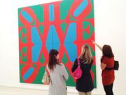 Beyond Spots and Dots recently took their employees to the Carnegie Museum of Art for a staff outing.