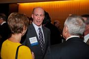 Allegheny Conference on Community Development CEO Dennis Yablonsky talks to attendees at the annual meeting earlier this month at the Fairmont Pittsburgh.