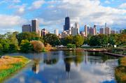No. 1 on the list is Chicago, with a median 112.0 days on the market and 41.4 percent with a recent price cut. The sale-to-list price ratio is 0.957.