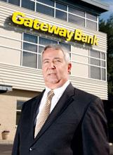 AUGUST 2012: S&T Bancorp (Nasdaq: STBA) buys two-branch Gateway Bank, conversion is planned for February 2013.William Burt, president & CEO of Gateway Bank, which was founded in 2004.