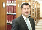 Gregory B. Jordan is global managing partner at Reed Smith, which ranked No. 1 on the list of the largest Pittsburgh-area law firms. The downtown-based firm has 268 local lawyers.