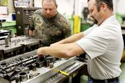 Penn United Technologies Inc. in Cabot is a finalist in the 2012 Manufacturer of the Year Awards in the 400-999 Employees Category.