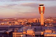 No. 9 on on-time departure in November 2012 is Phoenix-Sky Harbor International Airport, with an on-time departure rate of 87.7 percent.