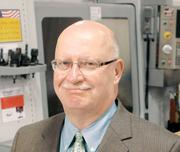Ralph Resnick, president and executive director of the National Center for Defense Manufacturing and Machining, is a judge in the 2012 Manufacturer of the Year Awards.
