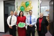 Shareholders are pictured at Legend Financial Advisors Inc.'s 18th anniversary party.