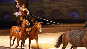 Cavalia? Here's the scoop