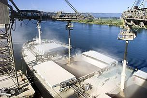 Grain terminal operators Columbia Grain and Louis Dreyfus Commodities are upgrading their facilities at the Port of Portland.