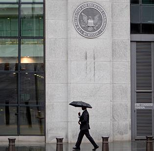 The Securities and Exchange Commission