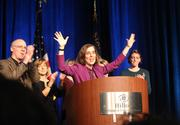 Secretary of State  Kate Brown (an incumbent) defeated Dr. Knute Buehler.