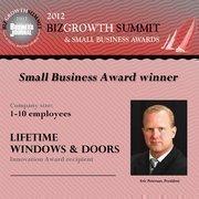 Lifetime Windows & Doors (1-10 employees)