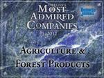 Gallery: Oregon's Most Admired Ag & Forest Products firms