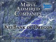 Fast fact: Led by market president Brian Rice, KeyBank ranks No. 6 in Oregon deposit market share.