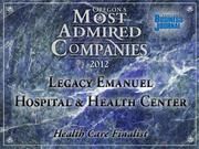 Fast fact: Legacy Emanuel Hospital plans to add more operating space on land it acquired through a swap with the city of Portland.