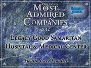 Fast fact: Legacy Good Samaritan Hospital & Medical Center installed EPIC Systems software that allows staff to work more closely with their peers at hospitals and clinics.