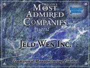 Fast fact:Jeld-Wen Inc. in September denied reports it would move its headquarters from Klamath Falls to Charlotte, N.C.