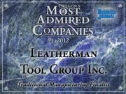 Fast fact:Under CEO Jake Nichol, Leatherman Tool Group this year bought PocketToolX Co., which makes single-piece multi-function tools.