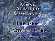 Fast fact:Precision Castparts Corp. expects toclose its $3 billion purchase of a titanium company by the end of 2012.