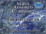 Fast fact:The Greenbrier Cos. posted earnings of $58.7 million in fiscal year 2012, up nine-fold from fiscal 2011.