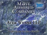 Fast fact: Ater Wynne reelected Brenda Meltebeke as chair of its Emerging Business Group and also returned longtime managing partner Michael Shackelford to his post.