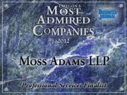 Fast fact: Moss Adams LLP, Portland's second-largest accounting firm, says it is reorganizing in hopes of spurring further growth.