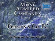 Fast fact: Perkins & Co. PC solidified its reputation as a business go-to firm by hosting Keiretsu Forum meetings, which led to millions of investments in Northwest firms over the last five years.